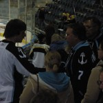 With the Milwaukee Admirals