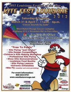 Lousiane Kite Fest