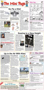 The Mini Page, featuring Connor Doran